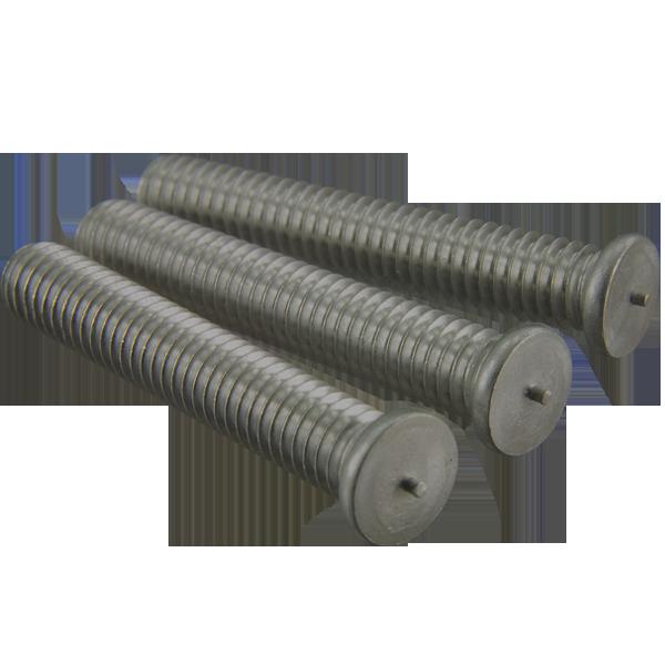 Alu-Silicon M4x25mm