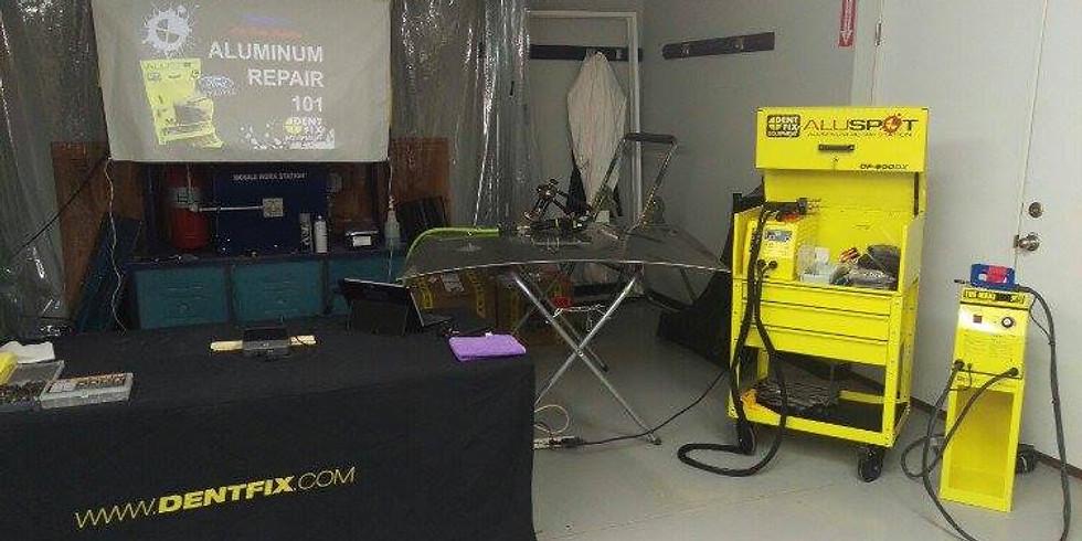 Aluminum Repair Clinic