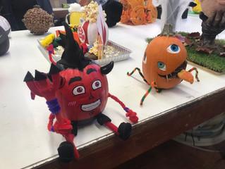 Annual Pumpkin Carving Contest