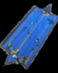 Dent Fix 8-Piece PDR Rod Kit DF-PDRKIT8