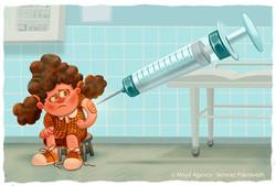 Impfungen Illustration WIP