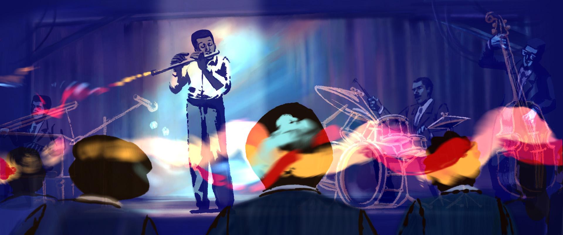 Omar Pineda´s Mr Flute 4