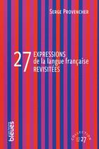 27 expressions de la langue française