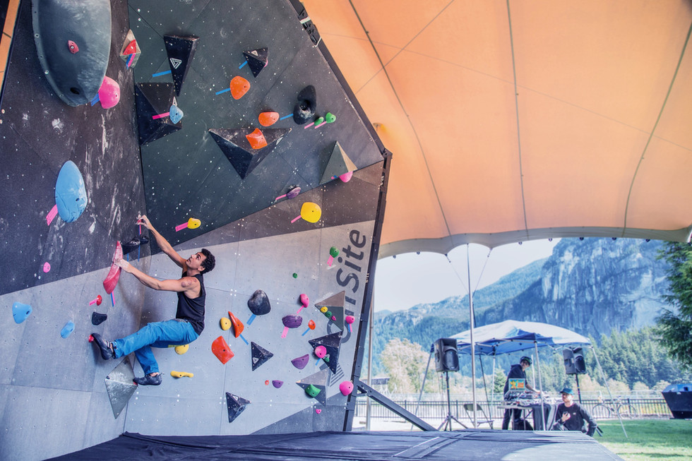Mobile Wall Phoenix - Squamish