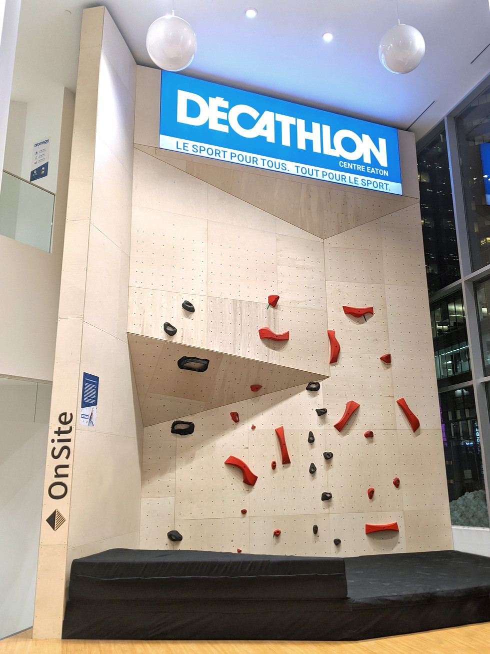 Decathlon store - Montreal