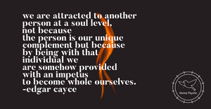 twin flame quote edgar cayce