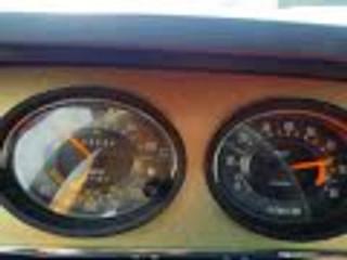 Citroën sm 7K RPM
