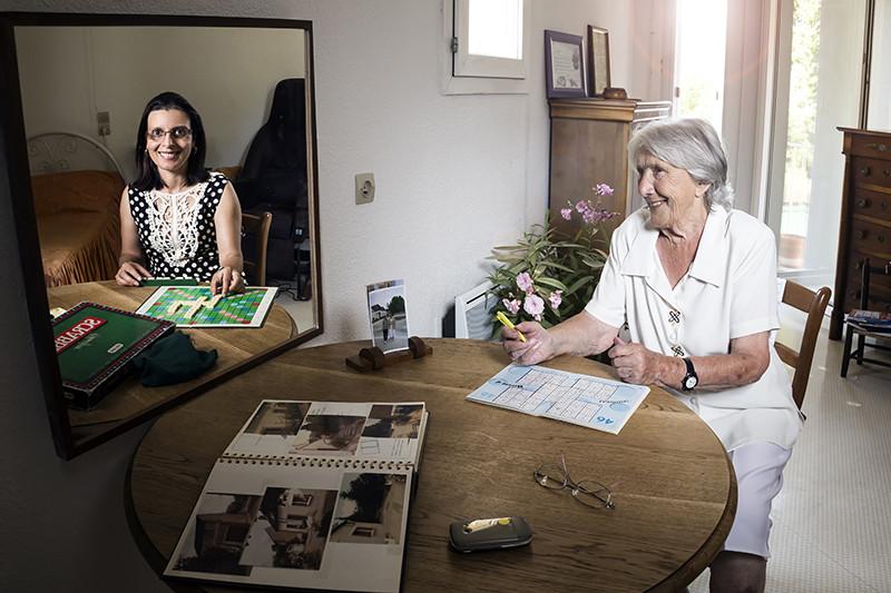 L'ex-championne de Scrabble