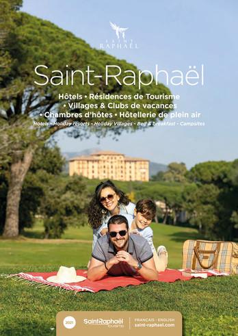 Guide Hebergements OT Saint-Raphael 2021