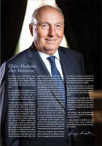 Georges GINESTA Sénateur du Var