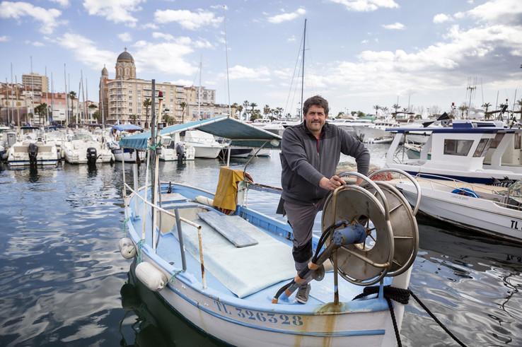 Prud'hom de pêche Vieux-port