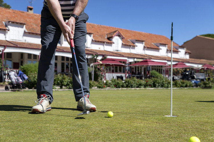 Golf-Valescure-et-club-House