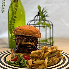 Signature Double! Beef Burger