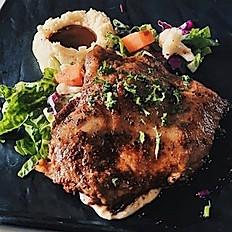 Harissa Chicken Skillet