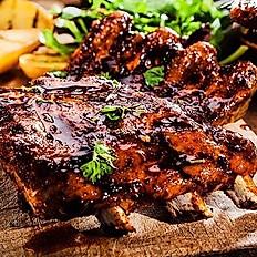 BBQ Sticky Lamb Ribs