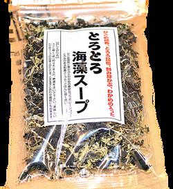 とろとろ海藻スープ82g     商品番号ti00014