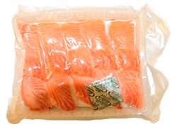サーモンスライス(寿司用 20枚) 商品番号sa00005