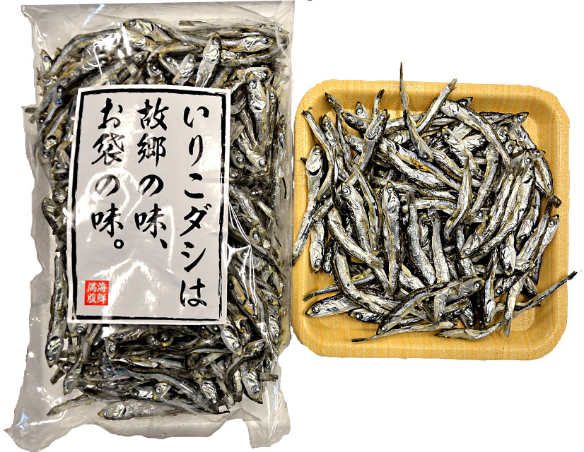 国内産煮干しいりこ(200g) 商品番号ko00008