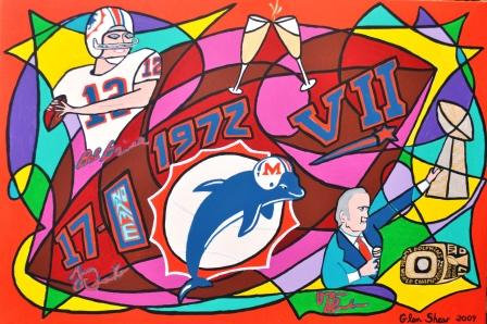 Miami Dolphins Perfect Season 1972