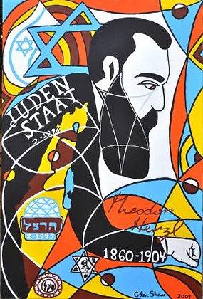 Theodor Herzl 1860-1904