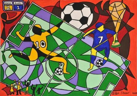 Soccer 10 vs. 7