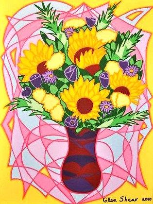 Sunflowers Aside 3