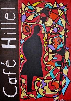 Cafe Hillel 555