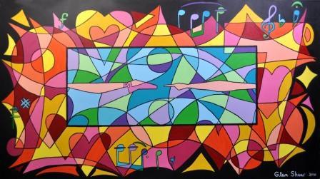 Cosmic Dance 987