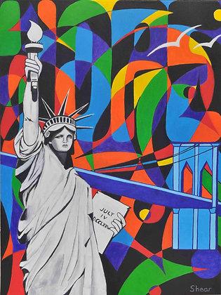 Statute of Liberty - HOPE