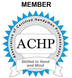 Association of Certified Handyman Professionals, The Prep Boys ACHP, certified property preppers, licensed handyman near me, license rental professionals near me, Main Line home improvements
