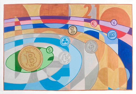 Crypto Solar System 21