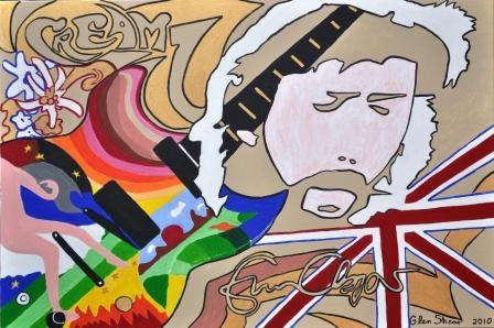 Eric Clapton - Cream 3