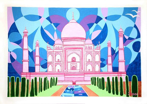 Taj Mahal 1653