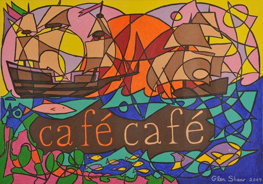 Cafe Cafe 10