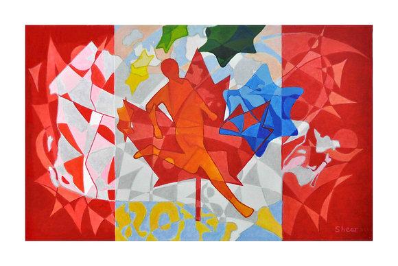 Team Canada Maccabiah 2013
