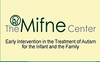 The Mifne Center logo for exhibit featuring artwork of Glen Shear