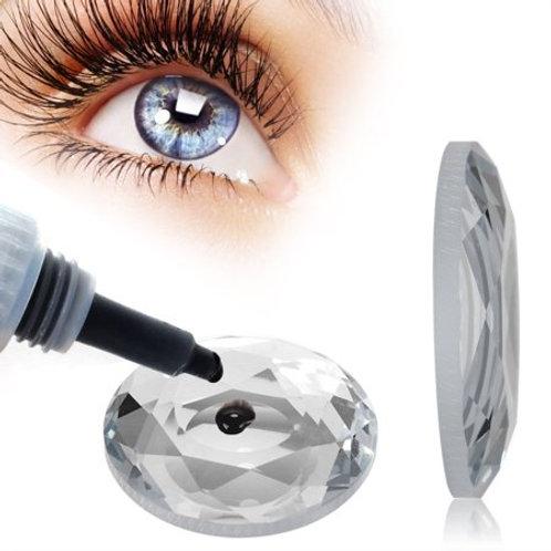 Crystal Eyelash Extensions Glue Holder