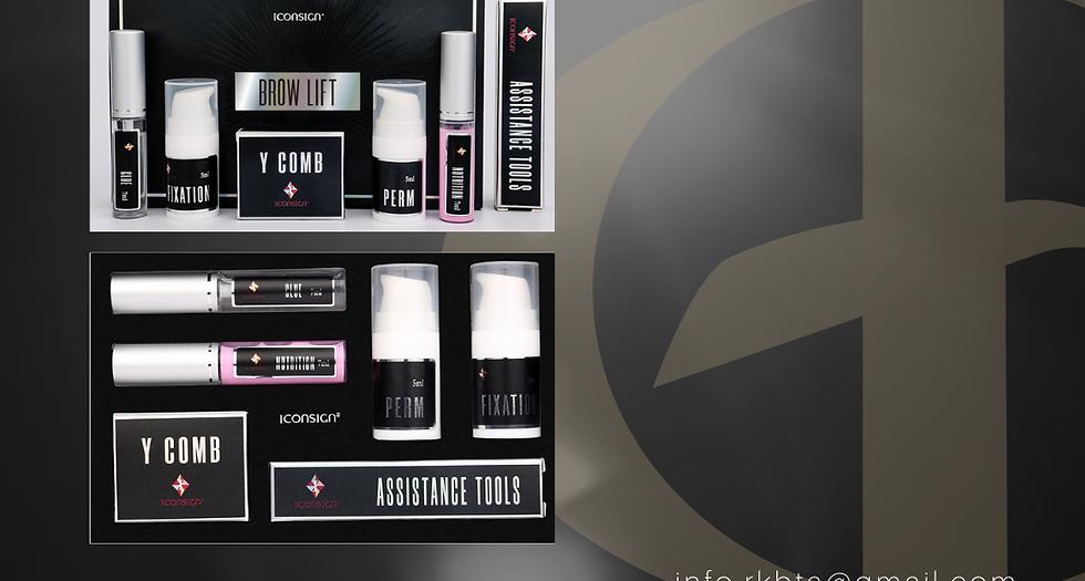 RKBTA Iconsign Brow Lift (Lamination) Kit
