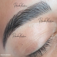 best microblading india Phibrows renuka