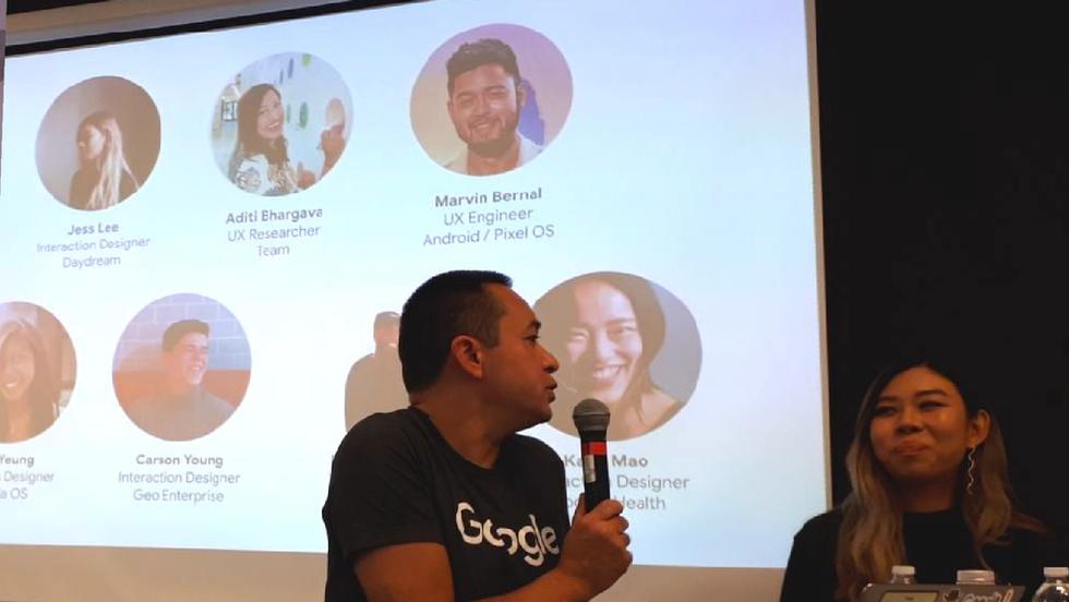 OCAD U - Google UX Panel