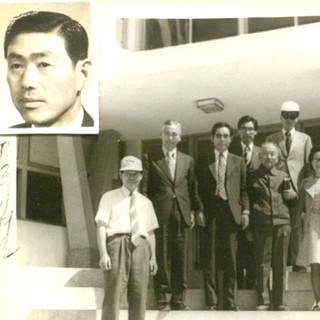 김기열 장로가 출석하던 교회에서 순회집회를 마친 후(1976년)