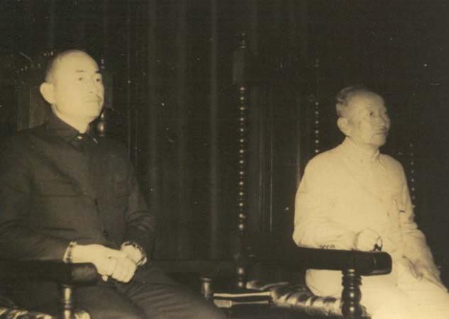 영락교회에서 설교를 마친 후(1966년)