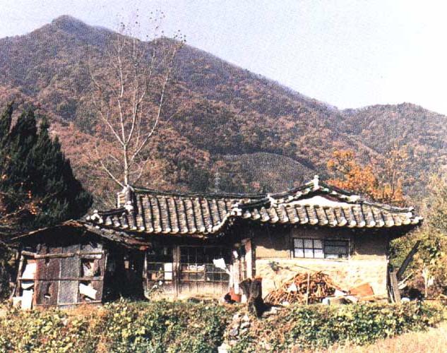 봉안 이상촌 가옥