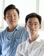 권민수(우) 박영민(좌)