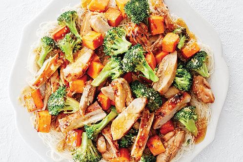Veggie Stir-Fry