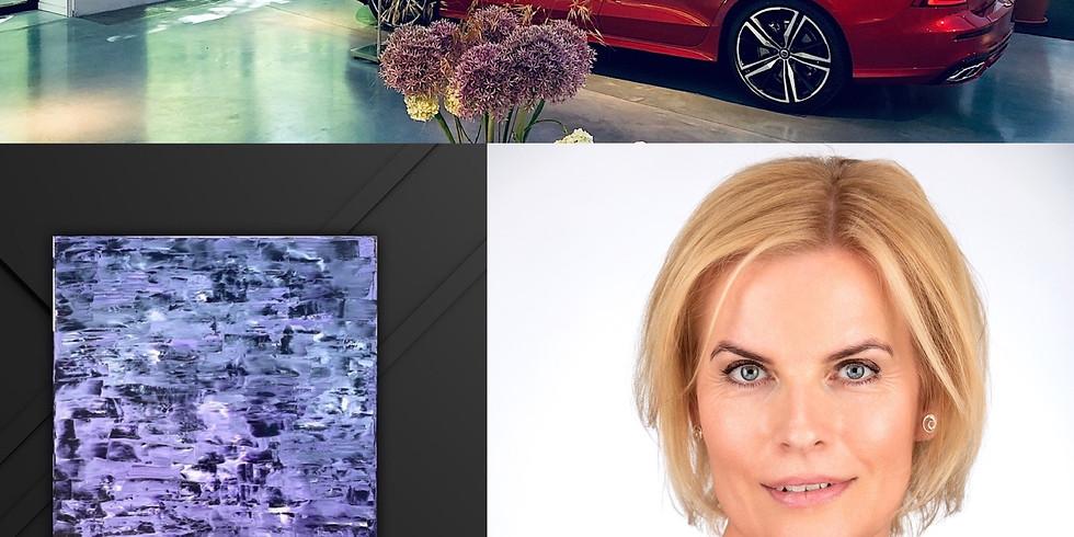 Art & Cars Evening with Ewa Borin