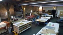 silkscreen and litho studio
