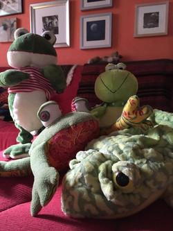 F. Hopper and friends