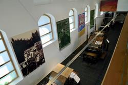 Kulturhuef exhibition view