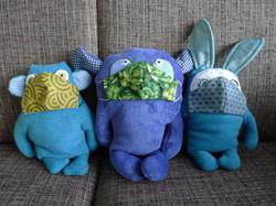 DoudOuilles wear their masks too